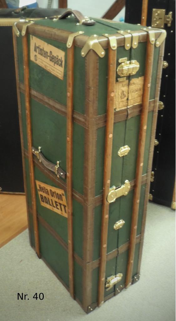 Original Schrankkoffer von ca. 1925