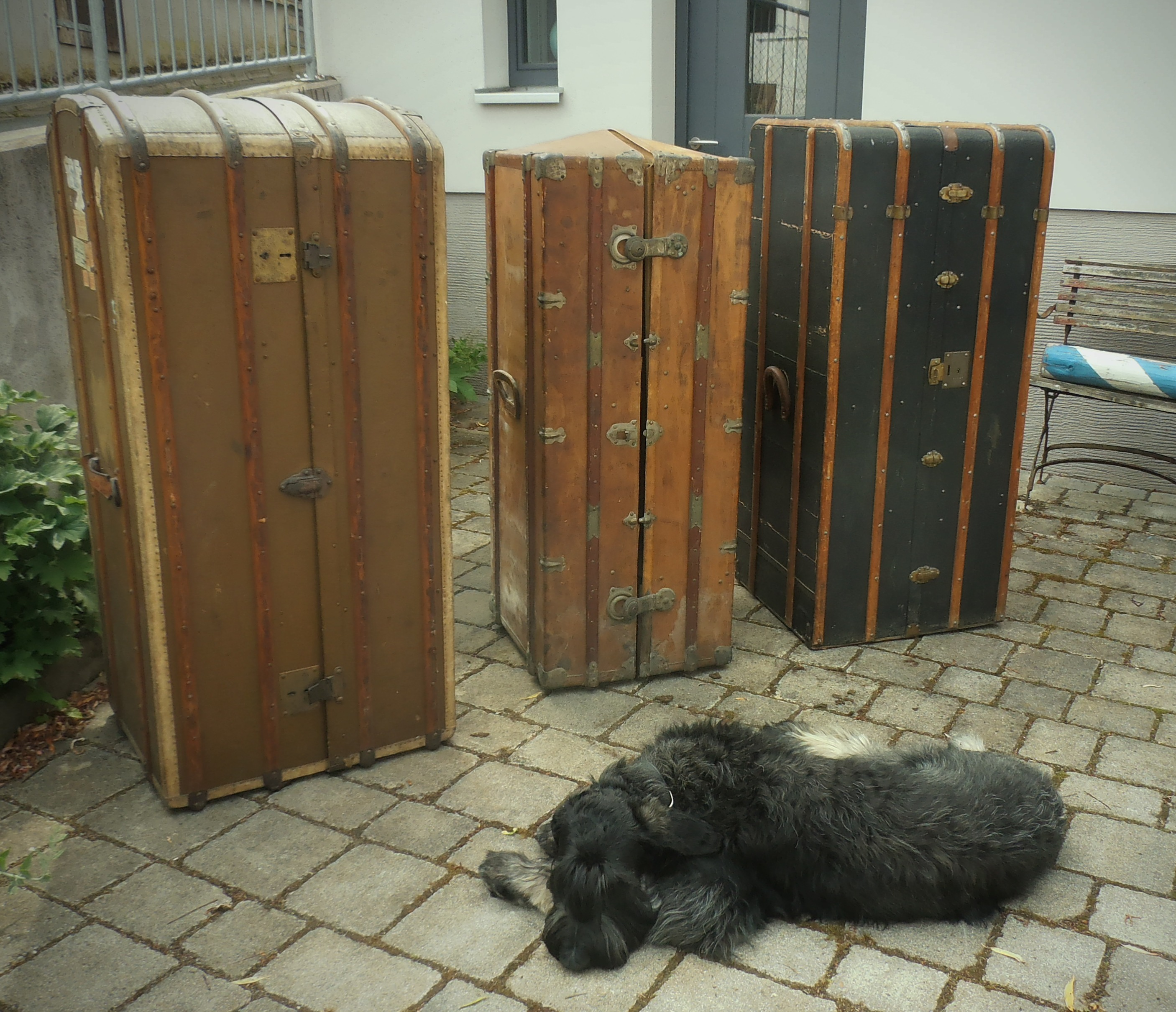 Zeitreise-Bamberg Blog – Das Blog über alte Koffer und anderes ...